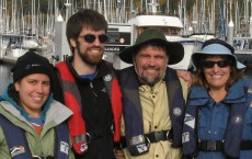 Kitted out to sail in the Pacific NW