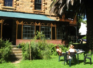 Lovely Park House Backpackers, Mossel Bay, S. Africa