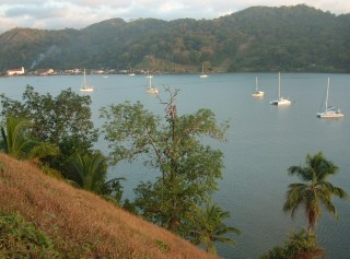 Portobelo in the background.  Ocelot is on the far right.
